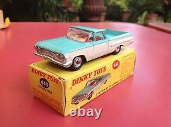 Dinky Toys Chevrolet El Camino old shop stock Mint original box