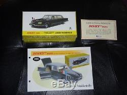 Dinky Toys / Citroën Ds Présidentielle / 1435 / Neuf Et Emballée / Atlas
