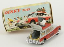 Dinky Toys France 1404 Citroen ID 19 Rtl + Boite Original & Ancien