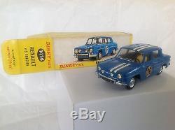 Dinky Toys France N° 1414 Renault R 8 Gordini