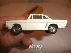 Dinky Toys France. Renault Floride. Coupe Ref 543. Blanche