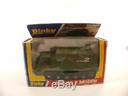 Dinky Toys GB n° 353 Shado 2 Mobil UFO Invasion Gerry Anderson jamais joué RARE