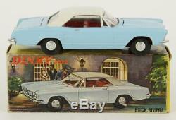 Dinky Toys Hong Kong 57/001 Buick Riviera + Boite Original & Ancien
