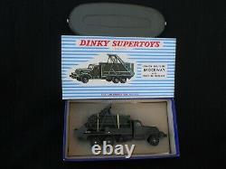 Dinky Toys Militaires Lot 13 Modeles Avec Boites D'origine Etat Exceptionnel