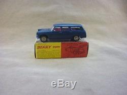 Dinky Toys Peugeot 404 Break Neuve Boite Originale N° 525