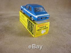 Dinky Toys Renault 12 Gordini En Boite Originale N° 1424 G