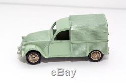 Dinky Toys Serie Poch Citroen 2CV Furgoneta