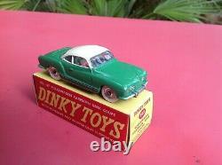 Dinky Toys Volkswagen Karmann Ghia 187 Mint original box