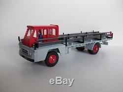 Dinky toys Camion Savien Porte Fer réf 885