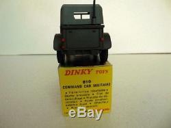 Dinky toys Dodge command car militaire ref 810 avec boîte d'origine