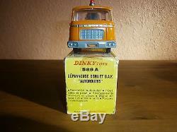 Dinky toys berliet gak dépanneuse autoroute réf589 A
