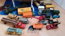 Dinky toys magnifique lot