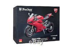 Ducati Superbike 1299 Panigale S trousse rouge 14 Pocher