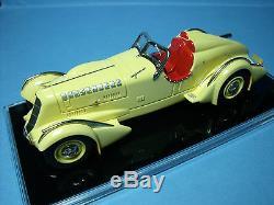 Duesenberg Sj Mormon Meteor Speedster 1935 1/43 Tin Wizard No Chromes