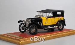 EMC Mercedes 28 / 95 Sport Phaeton 1924 chassis No. 27003 1/43