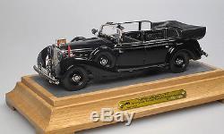 EMC Mercedes Benz Typ 770 W150 1940 Grosser Mercedes Spezial 1/43