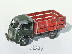 EXCEPTIONNEL PROTOTYPE! DINKY TOYS France 25A camion Ford bétaillère Bon état