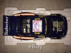 EXOTO 118 PORSCHE 935 Turbo 1979 BUDWEISER WINNER SEBRING 12hr Akin Woods