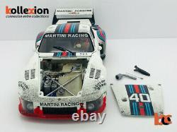 EXOTO RLG18105SFL PORSCHE 935 Turbo Martini n°40 Le Mans 1976 Finish Line 1.18