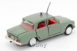 Edil Toys 1/43 Alfa Romeo Giulia Ti Police Polizia