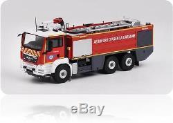 Eligor 115519 MAN TGS 33.540 SHERPA aéroport Sides Agen pompiers 1/43