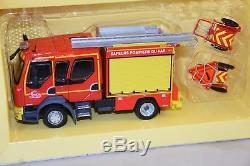 Eligor 115945 RENAULT D12 FPTL GIMAEX VAR Pompiers 1/43