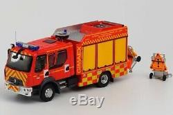 Eligor 116286 Renault D15 Pompier VSR SDIS 37 1/43