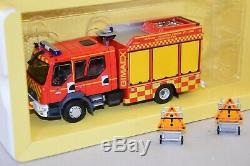 Eligor 116286 Renault D15 VSR S Gimaex SDIS 37 Indre et Loire pompiers 1/43
