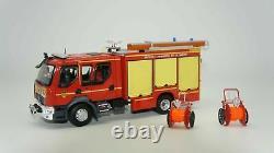 Eligor 116288 RENAULT D FPTSR GIMAEX SDIS 72 pompiers Sarthe 1/43