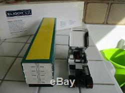 Eligor Renault Magnum 480 DXI + Remorque Savoyarde Ref 113447