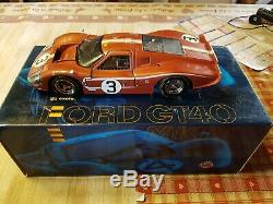 Exoto 1/18 Ford GT40 MK IV LE MANS 1967#3 Andretti/Bianchi