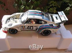 Exoto 1/18 MARTINI PORSCHE 935 TURBO 1976 Le Mans #40