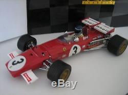 Exoto Ferrari 312B (1970) Jacky Ickx