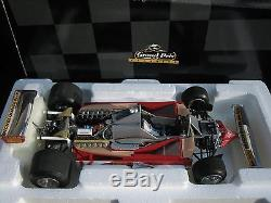 Exoto Ferrari 312 T 4 1/18 Gilles Villeneuve