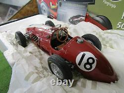 F1 FERRARI TIPO 500 F2 Short nose BRDC Trophy 1952 # 18 FISCHER 1/18 EXOTO 97196