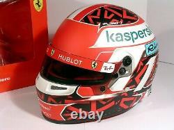 F1 Helmet / Casque Bell Charles Leclerc Ferrari 2020 Mini Line 1/2 (4100042)