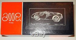 FERRARI 125S Piacenza 1947- Rare New 1/43rd AMR factory built n°467/500