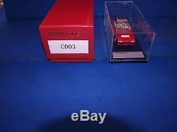 FERRARI 1/43 CONTACT LOT DE 5 MODELS C001.2.3.4.5. Boites comme neuves