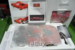FERRARI 312 P BERLINETTA RENNSPORT 1969 coupé 1/18 d CMC M-096 voiture miniature