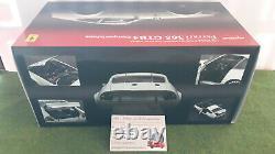 FERRARI 365 GTB4 DAYTONA COMPETITION COMPETIZION street blanc 1/18 KYOSHO 08163W
