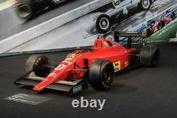 FERRARI 640 F1 MANSELL 1st Brazil GP'89 -1/43 superdetailed w-met KIT RACCOON 01