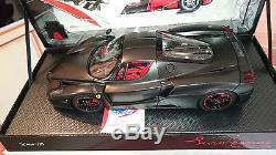 Ferrari Enzo F140 Carbon Fiber Au 1/18 Par Bbr
