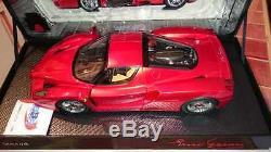 Ferrari Enzo F140 Rosso Corsa 322 Au 1/18 Par Bbr
