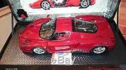 Ferrari Enzo F140 Rosso Mugello Au 1/18 Par Bbr