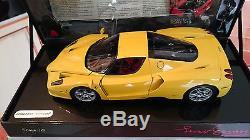 Ferrari Enzo F140 Yellow Au 1/18 Par Bbr