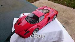 Ferrari Enzo Rosso Au 1/12 Par Kyosho