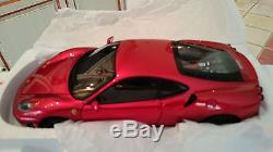 Ferrari F430 Rosso F1 Au 1/18 Par Bbr