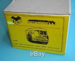 FIAT 642 Transporter FERRARI Team 52/56 1/43rd resin & white metal TRON Kit142