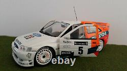 FORD ESCORT RS COSWORTH WRC #5 RALLYE RAC RALLY 1997 REPSOL 1/18 UT Models 39750
