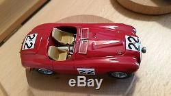 Ferrari 166MM + 250LM 1er aux 24 heures du Mans 1949 et 1965 AMR